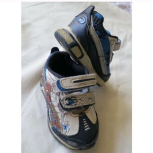 Spider Man sneakers toddler baby 4